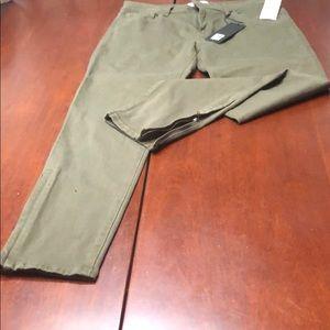 DL1961 Florence instasculpt  cropped pants